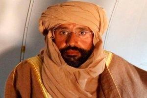 Син Каддафі уникнув розстрілу і вийшов на свободу