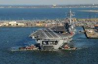 У США оголосили про готовність нового флоту протистояти Росії