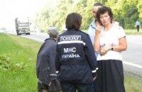 Милиция завела уголовное дело из-за аварии под Черниговом