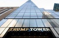 Поліція Нью-Йорка зажадала $26 млн за охорону хмарочоса Трампа