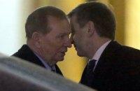 ТКГ в Минске готовит снятие экономической блокады ОРДЛО по предложению Кучмы и Зеленского