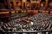 Майже 70% громадян Італії на референдумі підтримали скорочення парламенту на третину