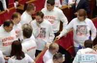 """""""Батькивщина"""" решила поддержать евроинтеграционные законы без оговорок"""