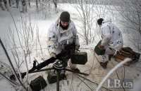 Боевики на Донбассе 11 раз нарушили режим прекращения огня