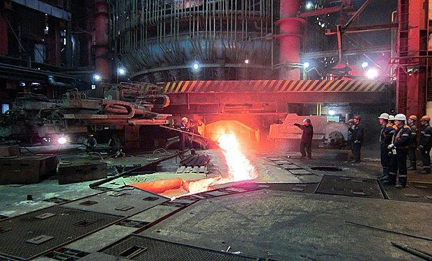 Завод АрселорМиттал
