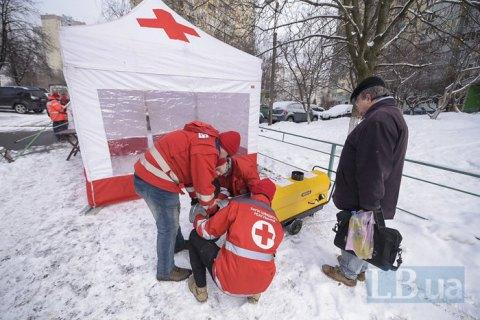 Київські рятувальники відпрацювали дії в разі кібератаки на енергосистеми