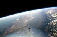 Virgin Galactic впервые вывела в космос свой корабль SpaceShipTwo
