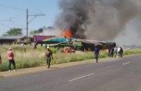Более 10 человек погибли в ЮАР после столкновения поезда с грузовиком