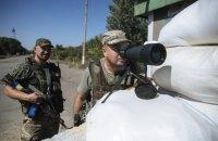 """На Донбасі від початку доби зберігається режим """"тиші"""""""