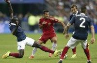 """Нова Іспанія нудно програла Франції, Італія розбила """"помаранчевих"""""""