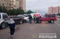 Підліток на маминому автомобілі влаштував масштабну аварію у Чорноморську