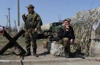Блокпосту, где в начале недели погибли 5 бойцов, требуется помощь