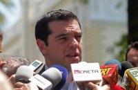 Ципрас закликав прибічників знову наділити його прем'єрськими повноваженнями