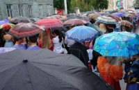 Завтра в Києві можливий дощ