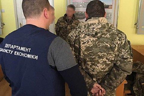 У Львівській області затримали комбата і начвзводу, які займалися поборами з солдатів