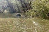В Измаиле взорвали четвертую морскую мину, всплывшую на Дунае