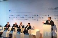 Порошенко: Россия ведет войну не только против Украины, но и против Запада