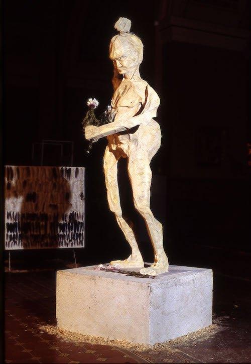 """З виставки """"Медитації на стику"""", 1995"""