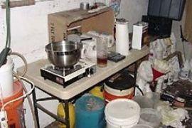 Работники БНОН «накрыли» нарколабораторию