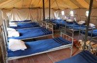 ГосЧС показала быт спасателей на тушении пожаров в Чернобыльской зоне