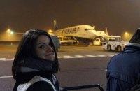 Самолет Ryanair впервые в истории совершил посадку в украинском аэропорту