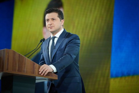 Зеленский получил 2,8 млн гривен от ОВГЗ и вложил их обратно