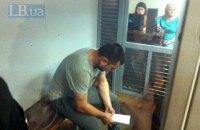 Патрульного поліцейського, підозрюваного в убивстві Кирила Тлявова, заарештували на два місяці