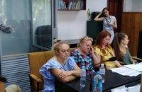 Харьковский суд арестовал женщину, сбившую чемпиона по мотокроссу