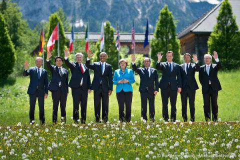 """Японія визначила терміни проведення наступного саміту """"великої сімки"""""""