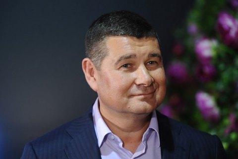 Мін'юст США не збирається зустрічатися з Онищенком