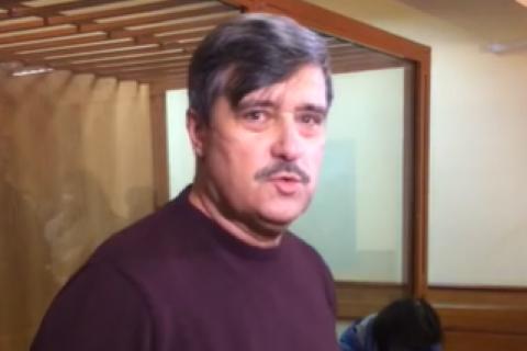 Касаційний суд зупинив виконання вироку генералу Назарову у справі про катастрофу Іл-76 у Луганську