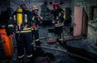 У будинку Сікорського в Києві сталася пожежа