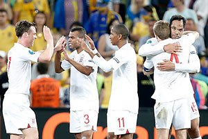 """Отбор ЧМ-2014: Англия громит """"карлика"""", Черногория минимально победила молдован"""