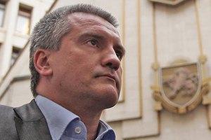 Аксенов потребовал от крымских военных перейти на сторону РК или уволиться