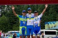 Определился состав украинской велокоманды на Олимпиаде