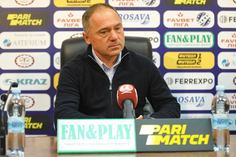 Звільнено ще одного головного тренера клубу Української Прем'єр-ліги