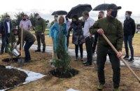 Естонія хоче придбати 70 тис. саджанців для відновлення лісів Луганщини після пожеж