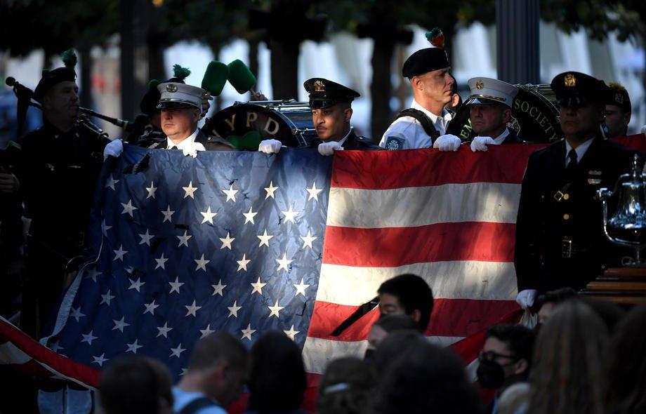 Нью-Йорк вшановує пам'ять жертв терактів 11 вересня