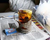 Укрзалізниця включает стоимость чая в цену билета