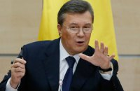 Янукович сломал ручку, когда извинялся перед украинцами