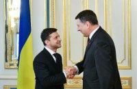Зеленский провел встречи с президентами Эстонии, Латвии, Литвы и Венгрии