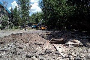 У Донецьку бої, є загиблі (оновлено)