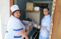 """""""Повернись живим"""" створили у Сєвєродонецьку медрезерв для лікування бійців АТО"""