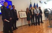 Україна передала Франції картину Сіньяка, знайдену в підозрюваних у вбивстві ювеліра
