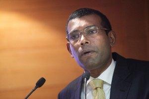 На Мальдивах протестуют против уходящего президента