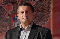 Аксьонов запропонував дозволити вино у кримських санаторіях