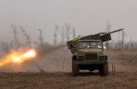 Окупаційні війська на Донбасі 15 разів відкривали вогонь