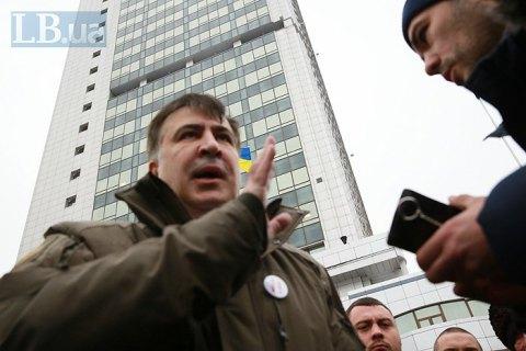 Украинцы наделили Порошенко иСаакашвили статусом политиков 2017 года