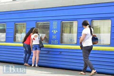 С июня из Киева на курорты Болгарии можно путешествовать поездом