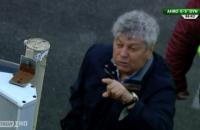 """Стало известно, что кричал Луческу ультрас """"Динамо"""" во время конфликта с ними"""